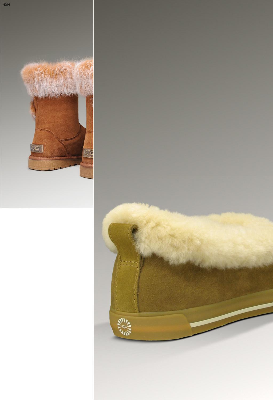 boots ugg en soldes