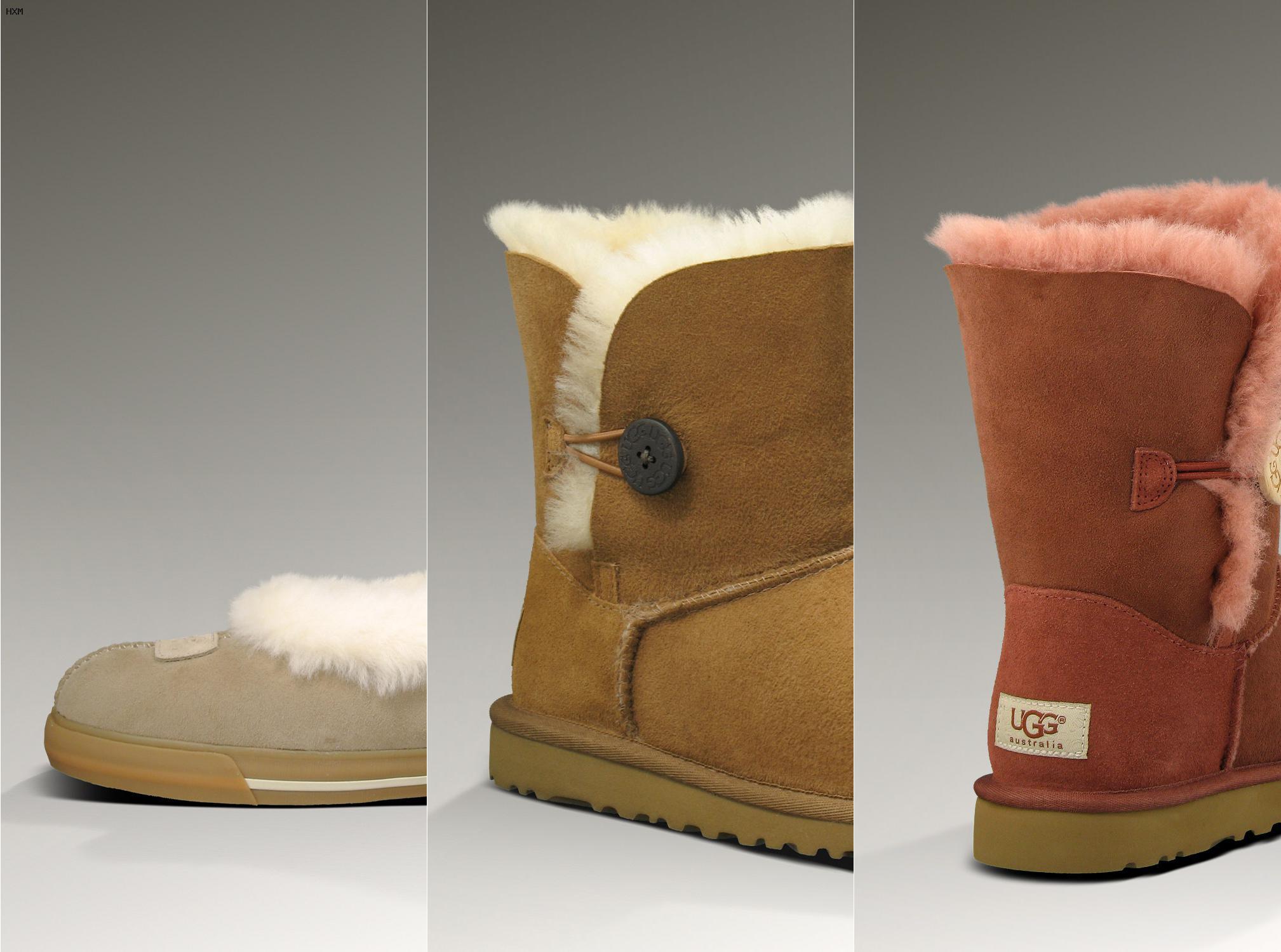 bottes d hiver femme uggs