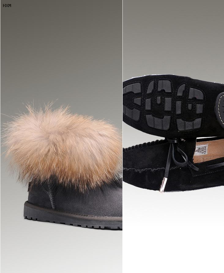 difference entre vrai et fausse ugg