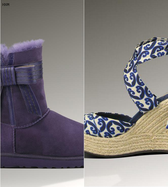 moon boots style ugg