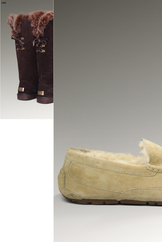 ugg australia somaya moccasin boots