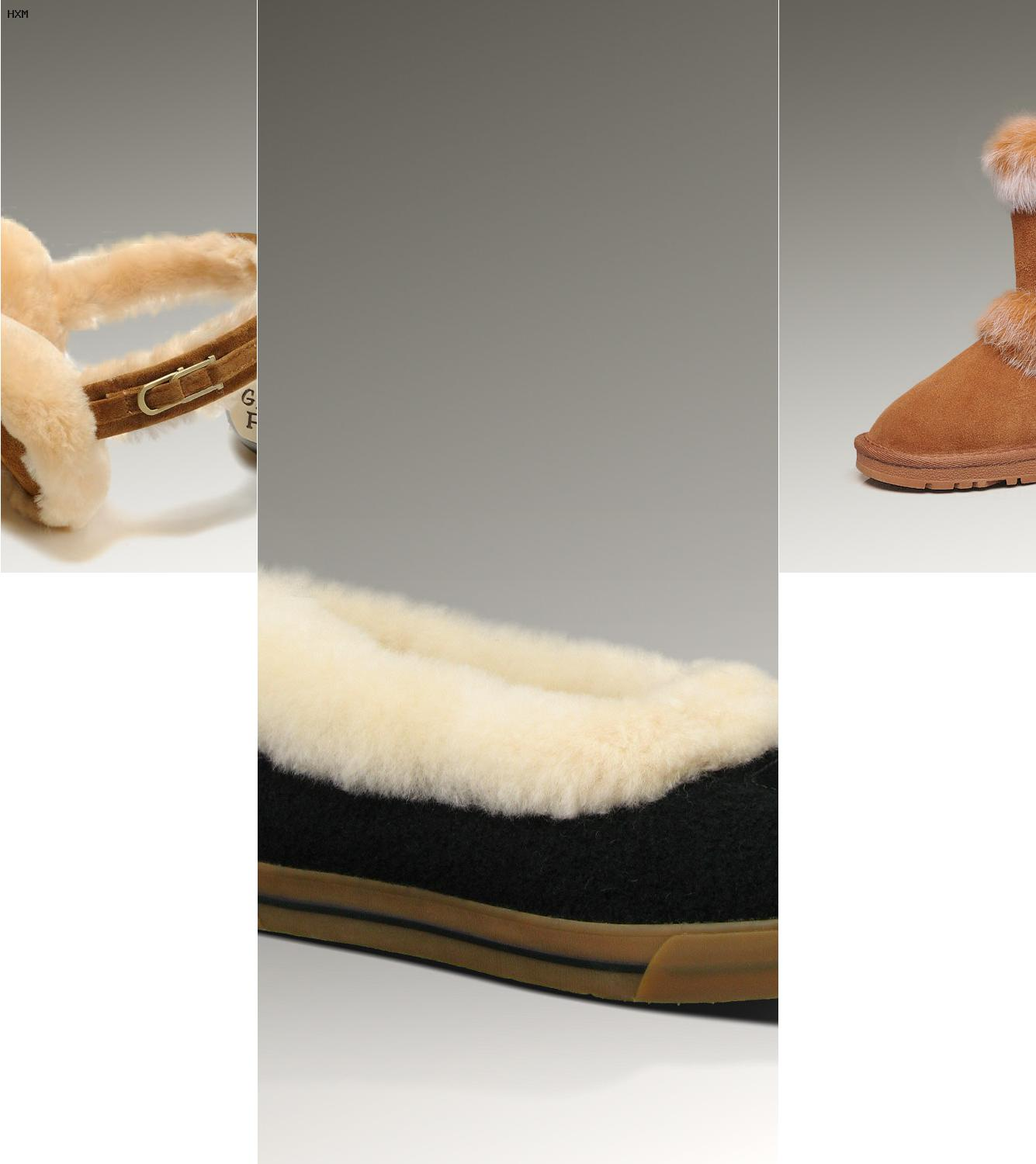 ugg chaussures femme